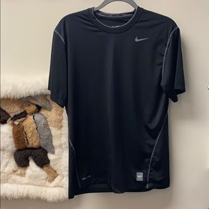 Nike Pro Combat Dri-Fit Fitted Shirt!